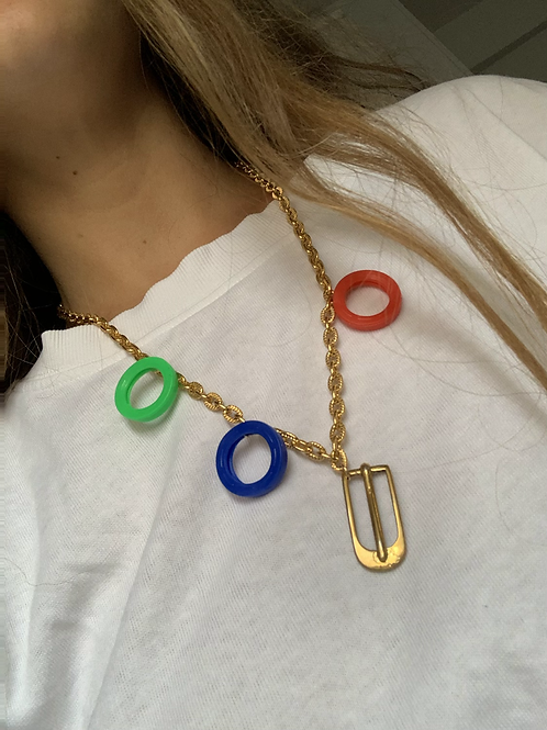 GUGLE necklace