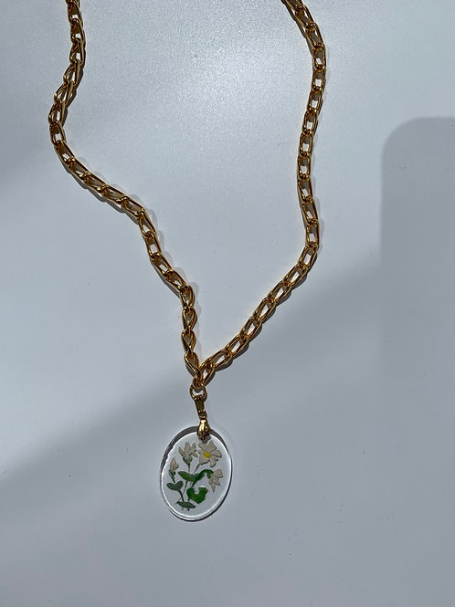 AMAPOLAS necklace