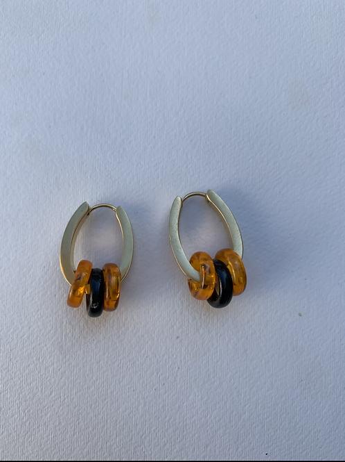 CLONG CLONG earrings