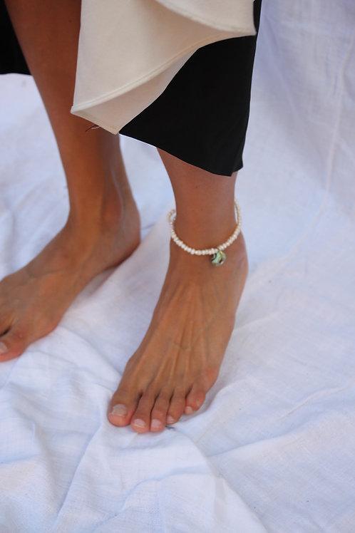 PUERTO POLLENSA Anklet