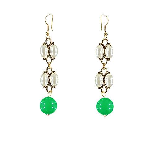 CIGNE earrings