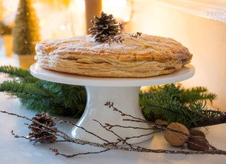Celebrating Twelfth Night: La galette des rois.