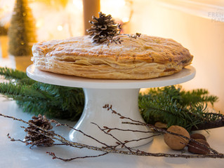 Celebrating Twelfth Night: La galette des rois.