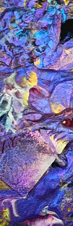 Purple Grotto #21