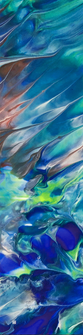 Blue Waves #23