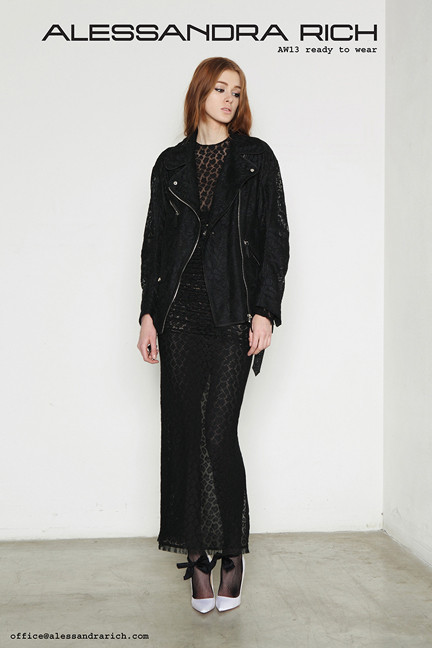 Alessandra Rich Collection A/W 2013