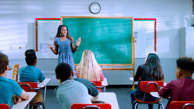 "OLD NAVY x I AM OTHER, ""ONwardCELEBRATING TEACHERS: MRS. JONES"""