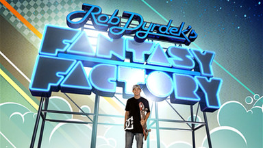 """MTV """"FANTASY FACTORY"""" TITLE SEQUENCE"""