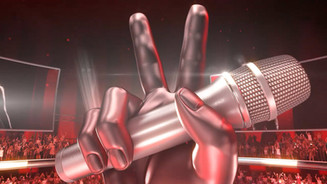 """THE VOICE, """"INTRO SEQUENCE"""""""