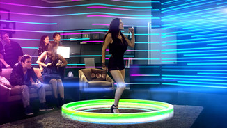 """""""DANCE CENTRAL"""" VIDEO GAME PROMO"""