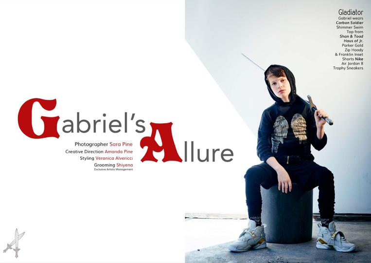 GABRIEL'S ALLURE