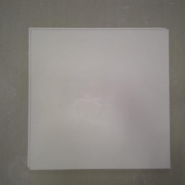 Placa gesso 60x60 cm