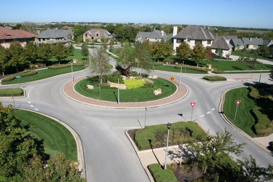 Glen Eagles Roundabout