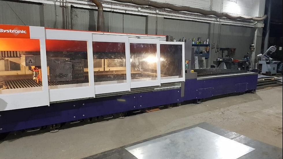 Bystronic CNC Laser Cutter Cap. 4400W