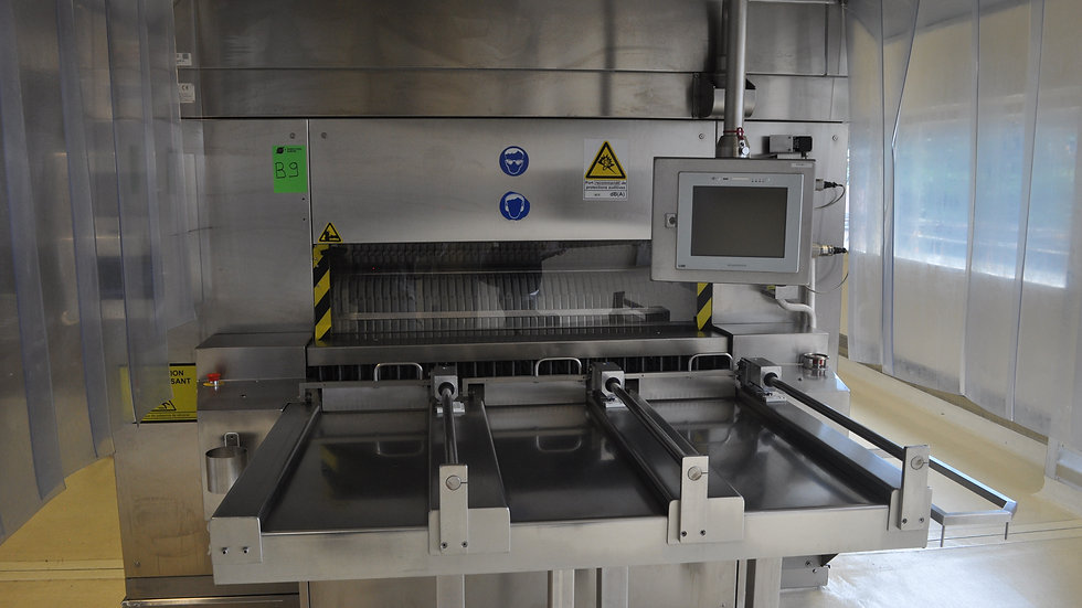CLGB02 - BOSCH CLEANING LINE & TUNNEL