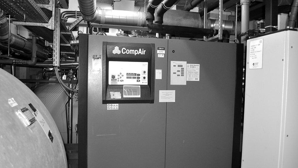COMPAIR D75HSR-10W AIR COMPRESSOR