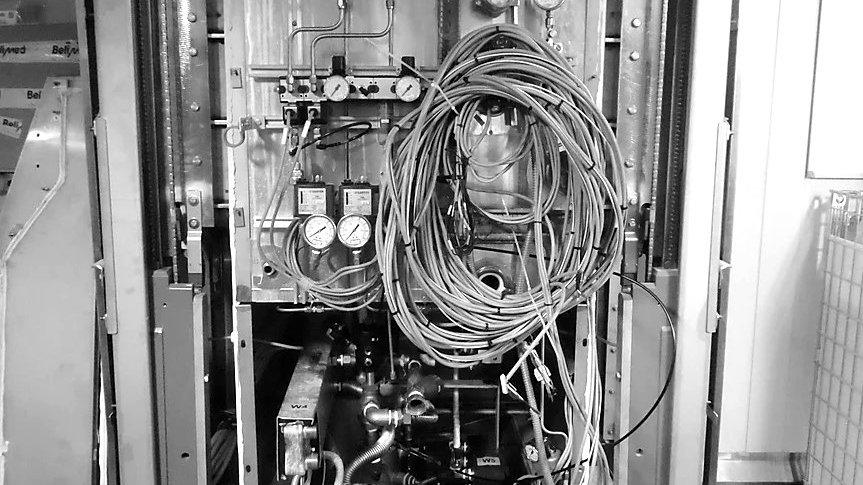 BELIMED PST7-79VS2 AUTOCLAVE