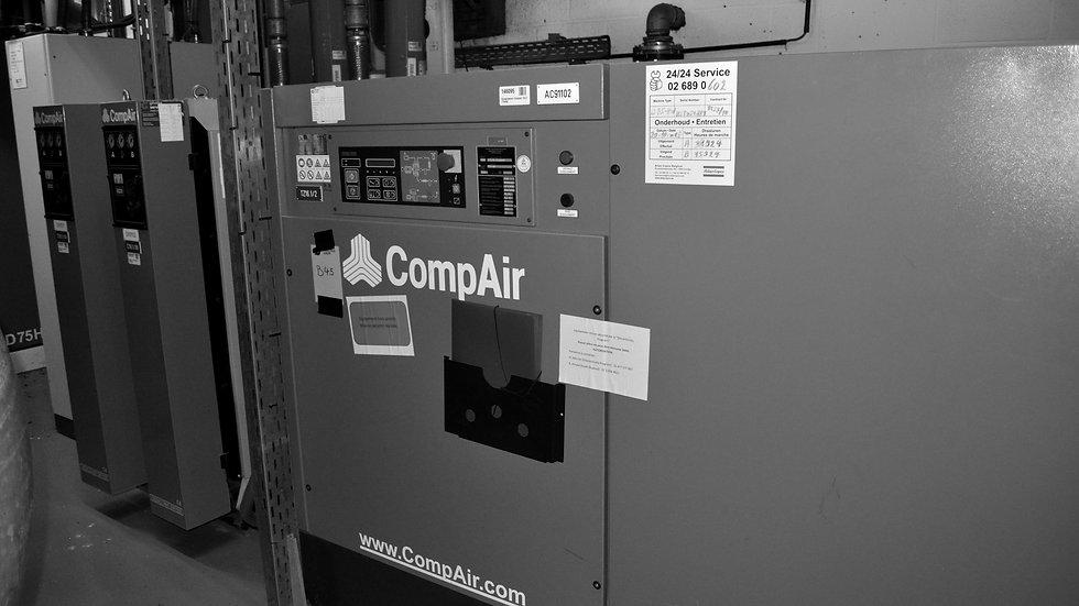 COMPAIR D75/8W AIR COMPRESSOR