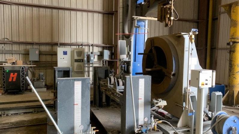 Muller Opladen CNC 3D Pipe Profile Cutting Machine