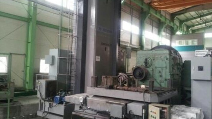 Cincinnati CNC Floor Borer Cap. Spindle Ø 180mm