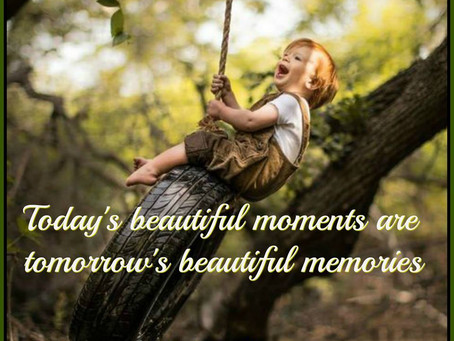 「今この瞬間は、明日の美しい思い出」・周年イベント等と講座のお知らせ