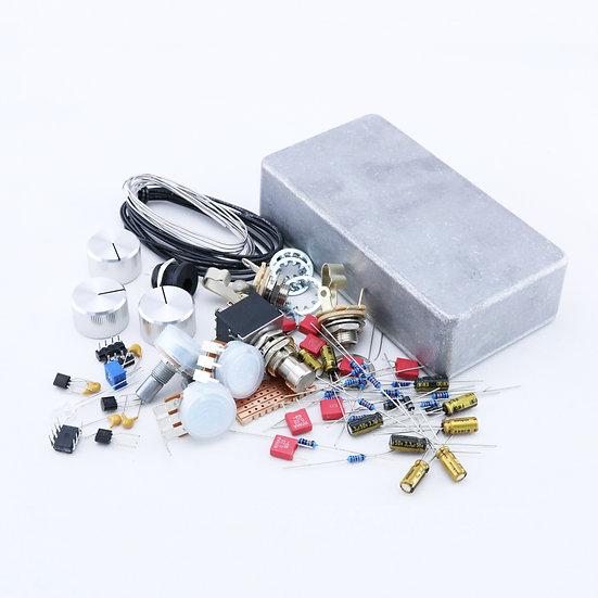 $20 worth of parts + a $6 aluminum box