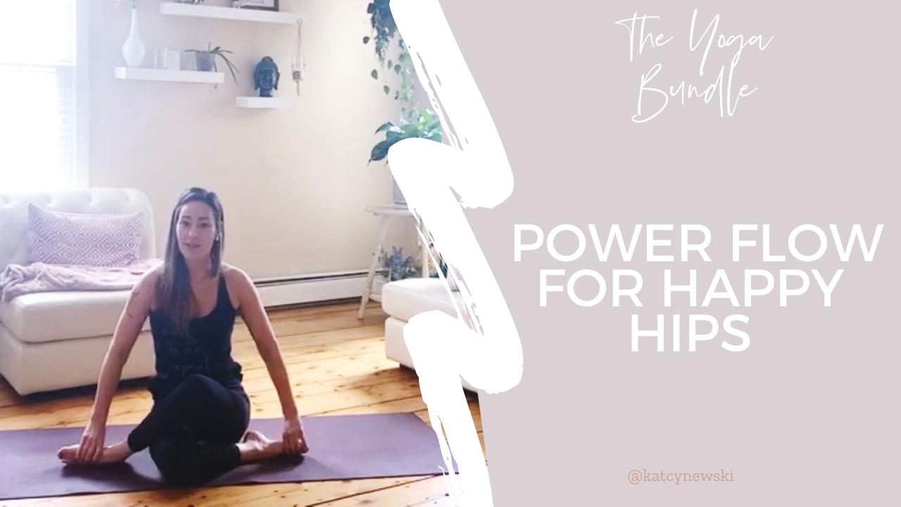 Happy Hips Power Flow