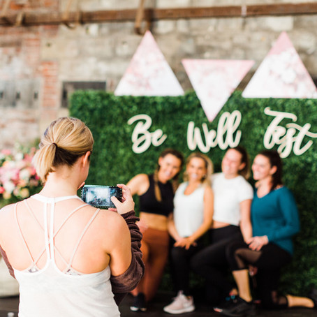 Planning a Wellness Festival: Q&A with Be Well Fest Founder Kat Cynewski
