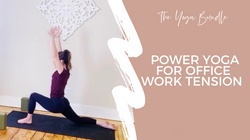 Power Yoga for office workers