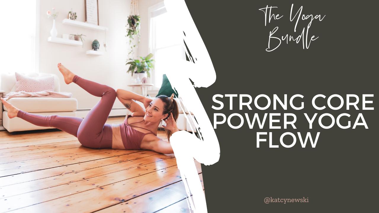 Strong Core Flow - 40 min