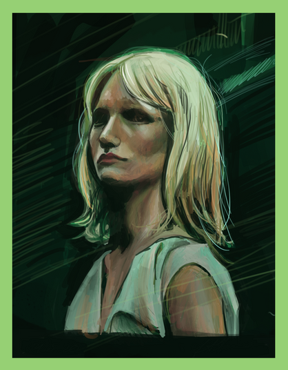 Portrait, 2020