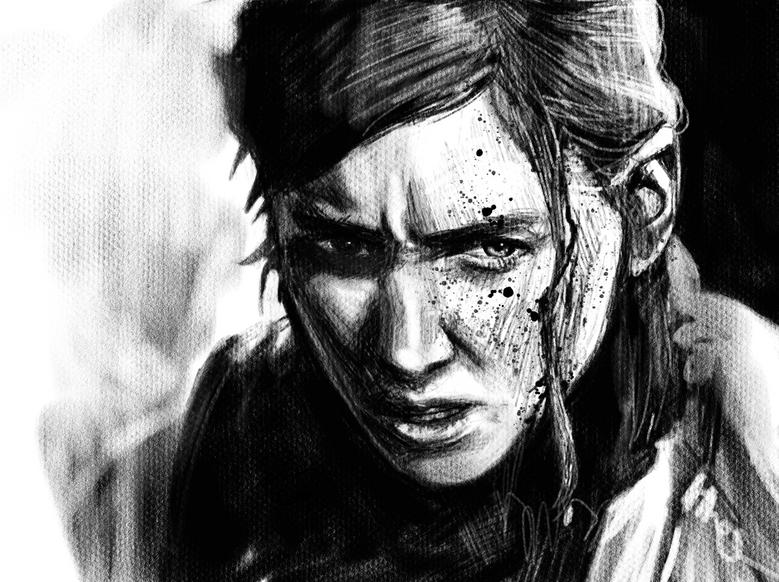 Ellie, The Last of Us