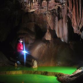 Souterroscope de la Grotte de Baume Obscure