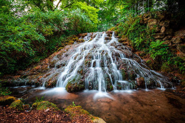 Wasserfall Lutter, Königslutter
