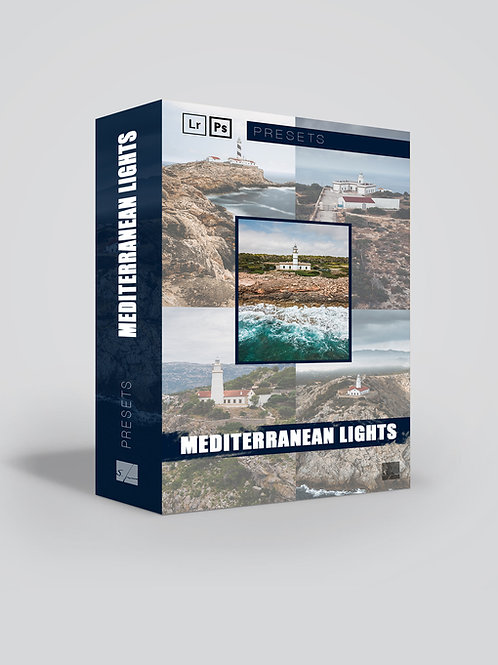 Sebastian Grafe Signature Presets - MEDITERRANEAN LIGHTS