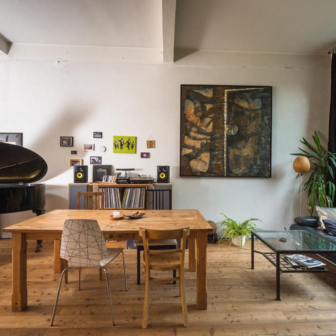 Live Room, WeyrerTon, Music Studio Innsbruck
