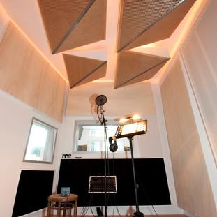 Recording Room, WeyrerTon, Music Studio Innsbruck