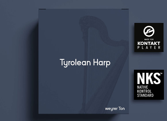 Tyrolean Harp - Kontakt Library, 113
