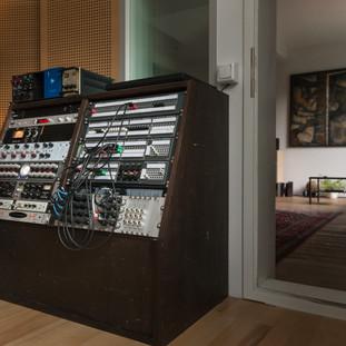 Control Room, WeyrerTon, Music Studio Innsbruck