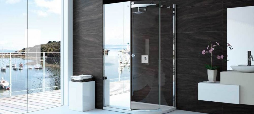 SHOWER ENCLOSURES BY MERLYN