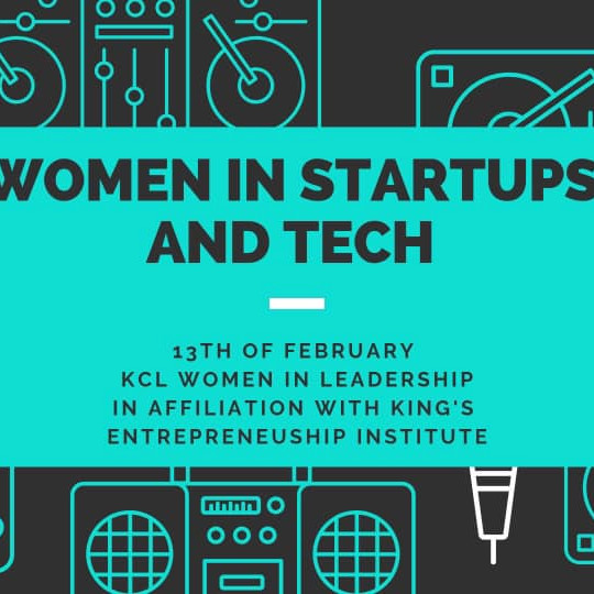 Women in Startups and Tech