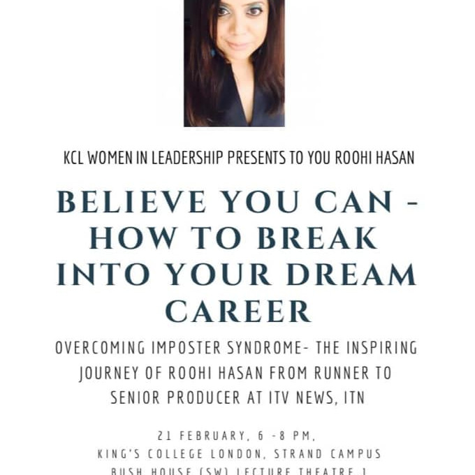 Believe You Can: How to Break Into Your Dream Career