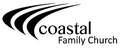 Coastal Family Church Logo - All Black o