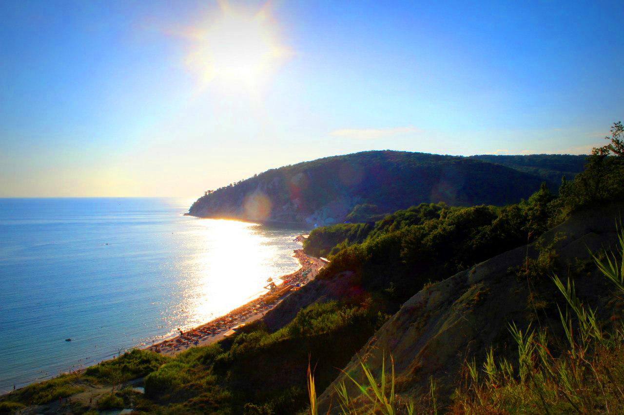 Фото море краснодарский край