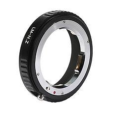 Leica M Nikon adapter