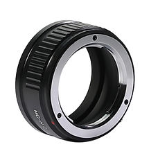 Minolta Nikon adapter