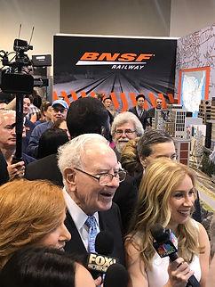 Warren Buffett - BRK Aandeelhoudersverga