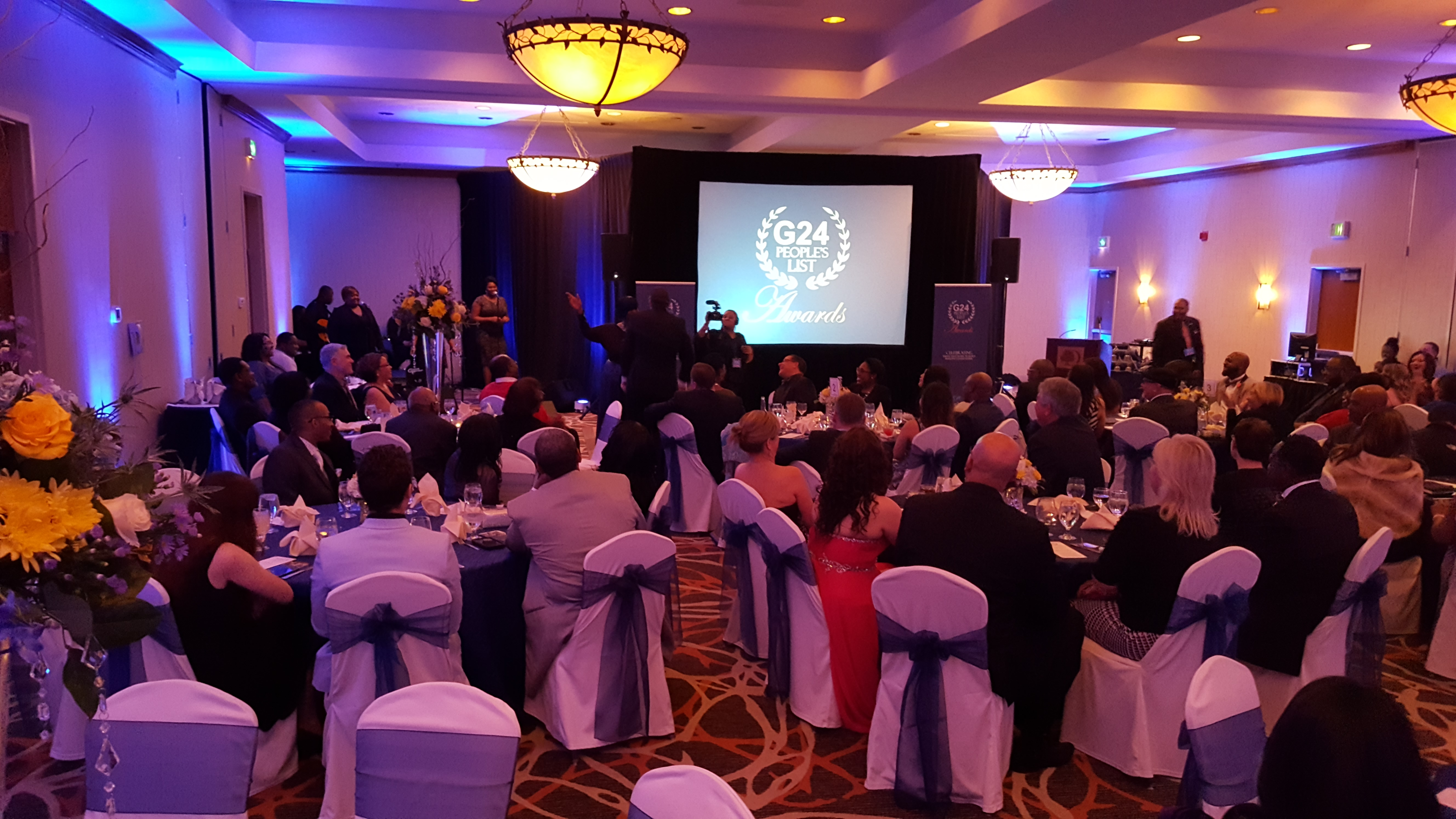 Greate 24 Awards Event 1-23-16