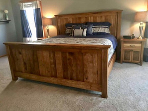 Hickory Bedroom Set