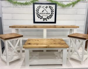Farmhouse Coffee, End & Buffet Tables